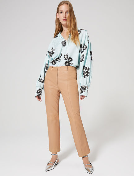 Diamond Pattern Trousers Sportmax