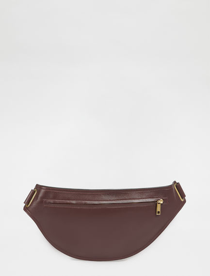 Nappa Leather Belt Bag Sportmax