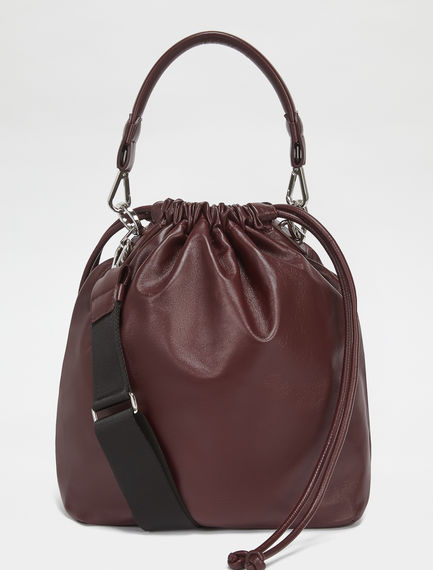 Multi-way Nappa Sports Bag Sportmax