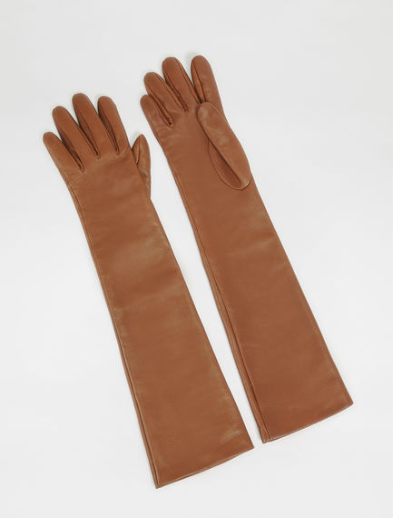 Nappa Leather Gloves Sportmax