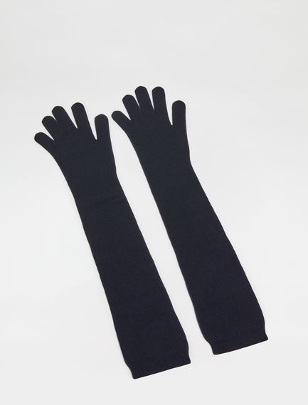 Long Wool Opera Gloves Sportmax