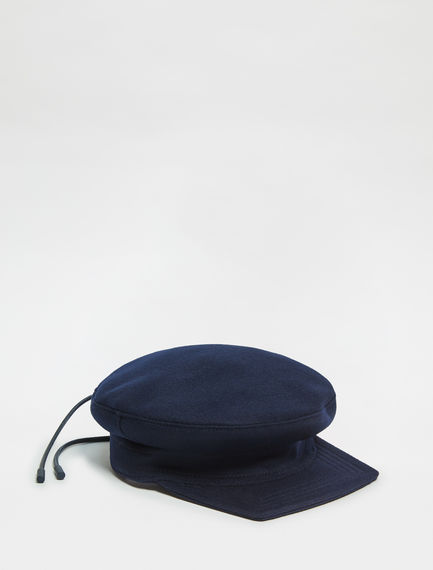 Nautical Wool Hat Sportmax