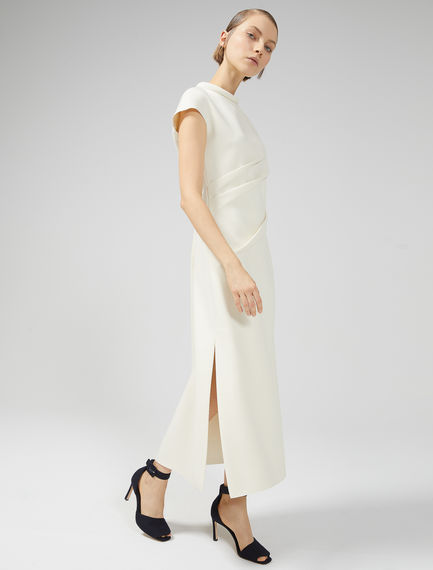 Cap Sleeve Dress Sportmax