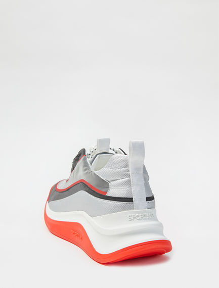 Two-Tone Fusion Sneakers Sportmax