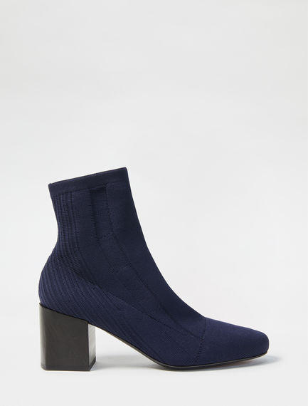Knitted Ankle Boot