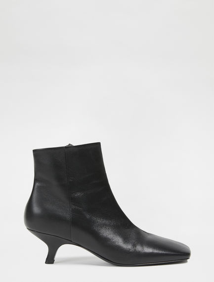Sculpted Toe Ankle Boots Sportmax