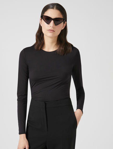 T-shirt in jersey Sportmax