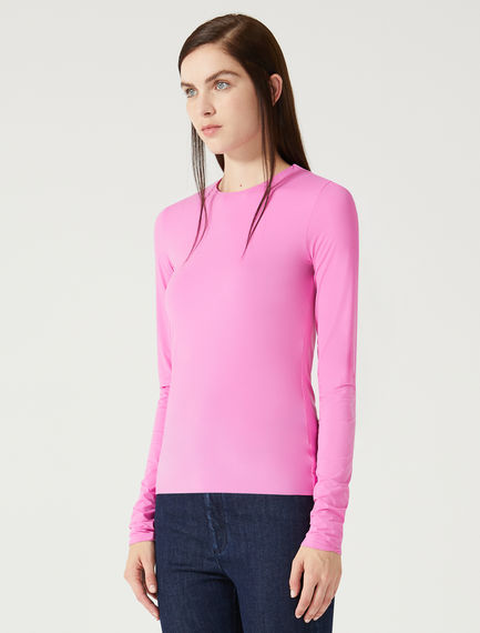 Double Jersey Long-sleeve T-shirt