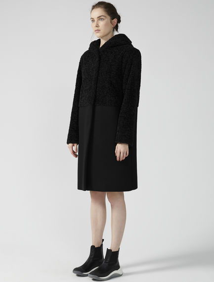 Dynamic Two Texture Coat