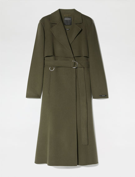 Free-Flowing Trench Coat