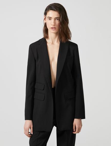 Sartorial Wool Blazer Sportmax