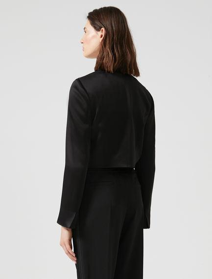 Cropped Spencer Jacket