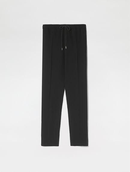 Ribbon Side Jogging Pants