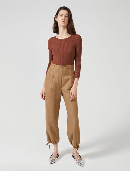 Pantaloni utility Sportmax