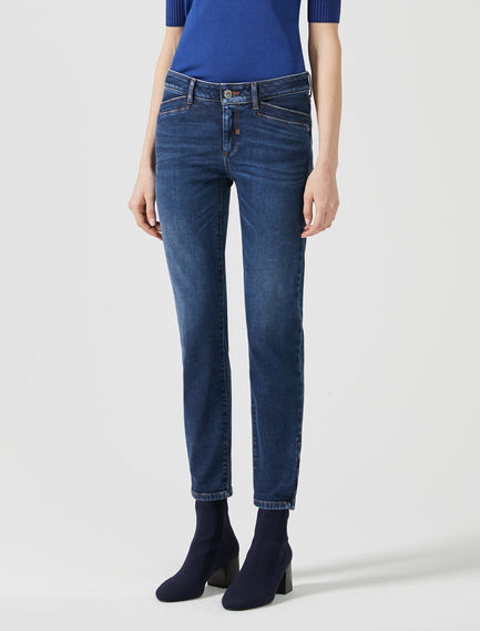 Super Skinny Low-rise Jeans