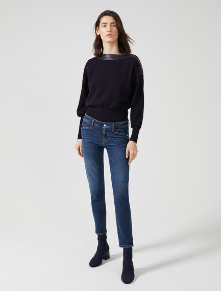 Denim super skinny Sportmax