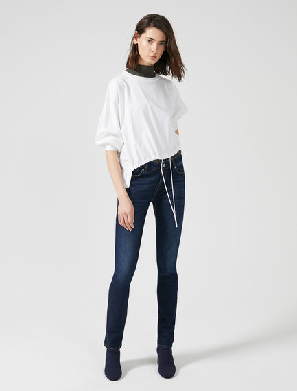 Skinny Fit Low-rise Jeans Sportmax