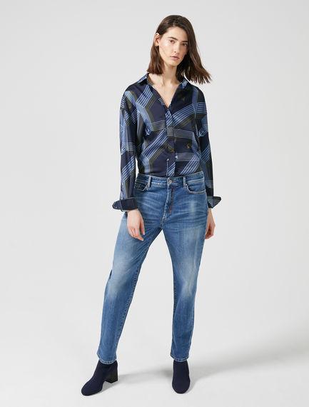 Low-rise Boyfriend Jeans Sportmax