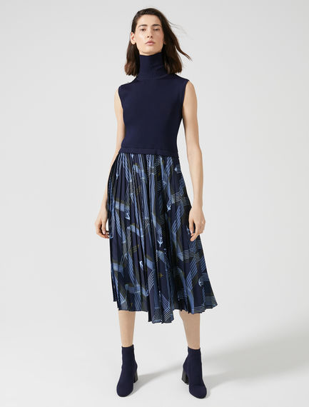 Sleeveless Aviation Dress Sportmax