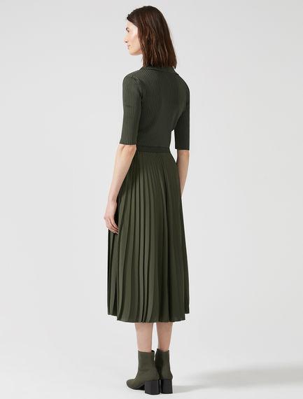 Hybrid Collared Dress