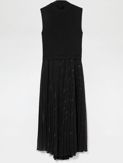 Sleeveless Hybrid Dress