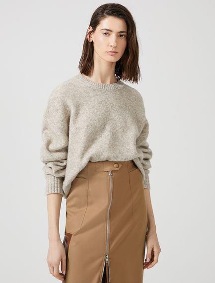 Felted Alpaca Sweater Sportmax