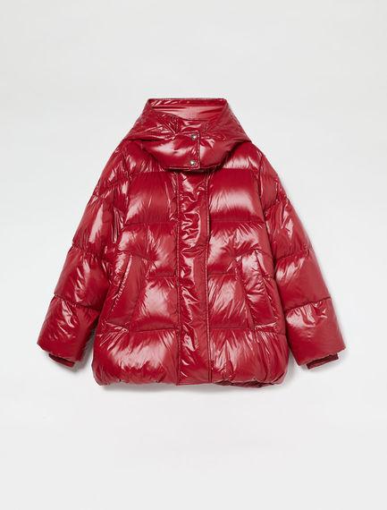 Goose-down Transforming Puffer Jacket