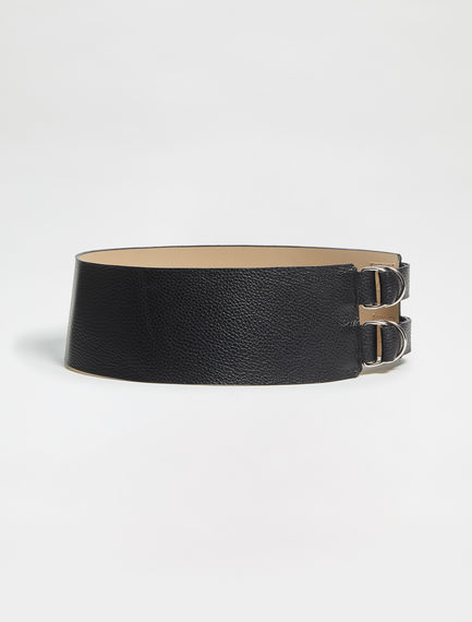 Leather Basque Belt