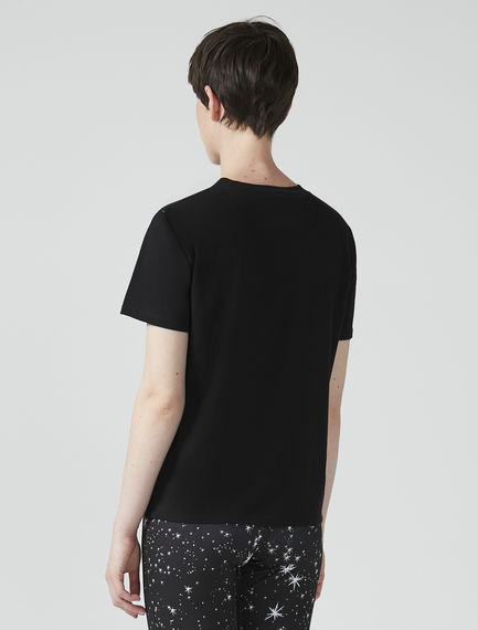 Rhinestone Galaxy T-Shirt