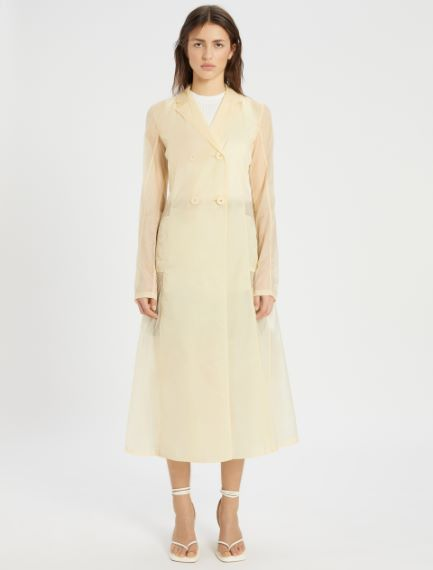 Shaped trench coat Sportmax