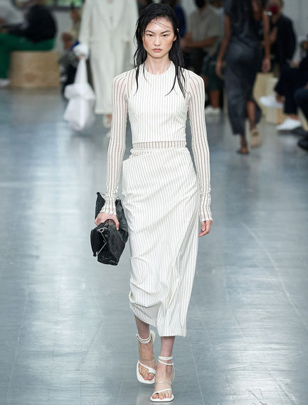 Asymmetric skirt Sportmax