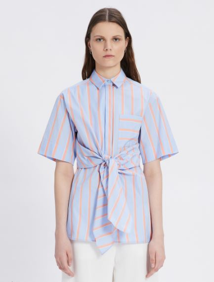 Cotton poplin shirt Sportmax