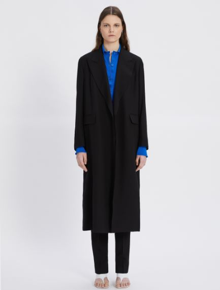 Asymmetric coat Sportmax