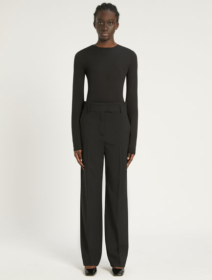Double-belt trousers Sportmax