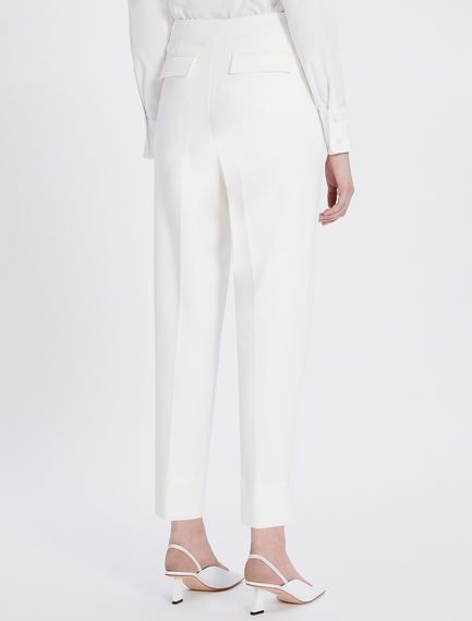 High-waisted pleated trousers Sportmax