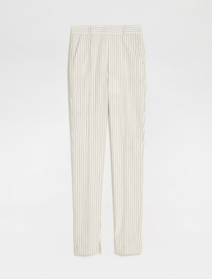 Stretch pinstripe trousers Sportmax
