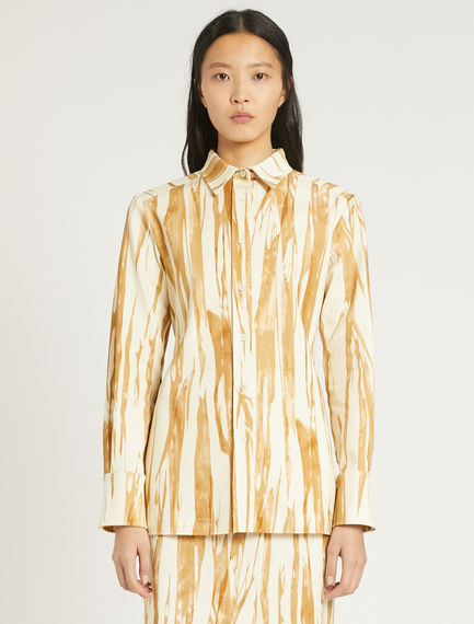 Belted printed shirt Sportmax