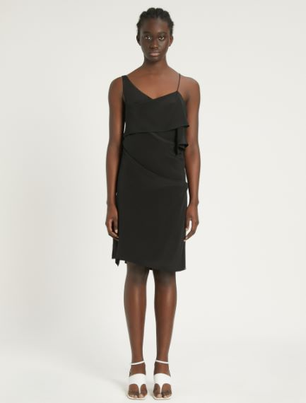 Crepe de chine dress Sportmax
