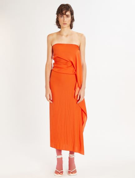 Side-ruche dress Sportmax