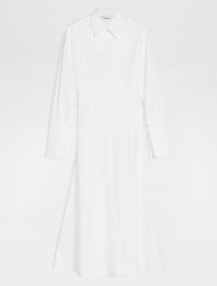 Cotton poplin dress Sportmax