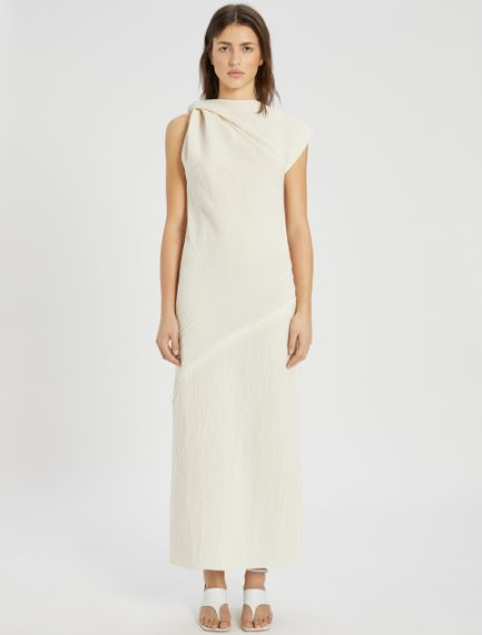 Sleeveless torchon Runway dress Sportmax