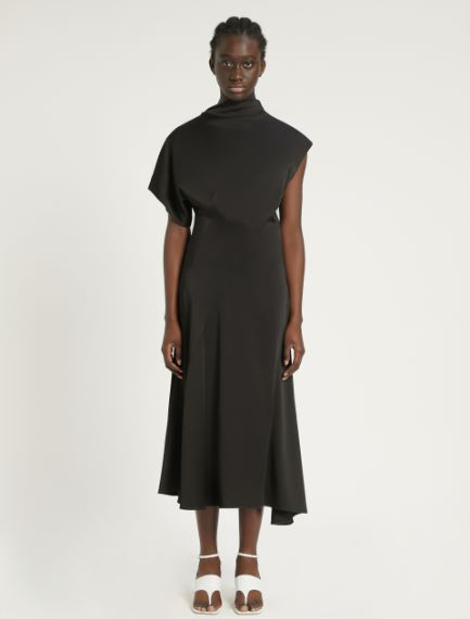 Cady envers satin dress Sportmax