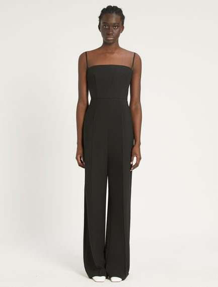 Stretch wool jumpsuit Sportmax