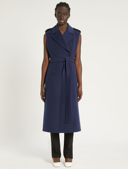 Sleeveless trench coat Sportmax