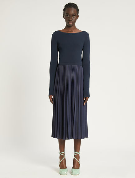 Pleated skirt dress Sportmax