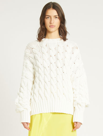 Oversized knitted sweater Sportmax