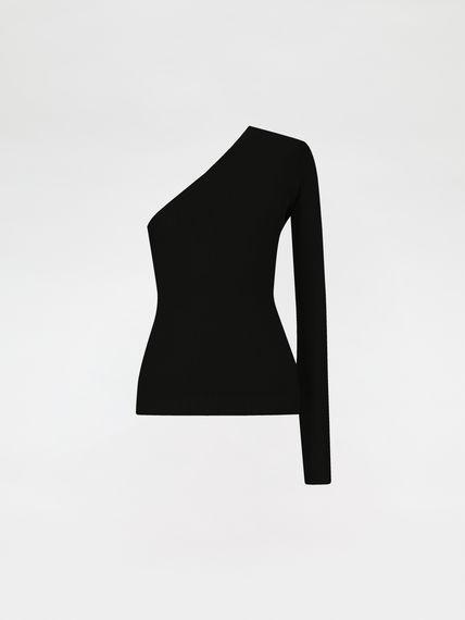 One-shoulder sweater Sportmax