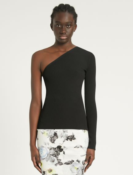One-shoulder sweater Sportmax