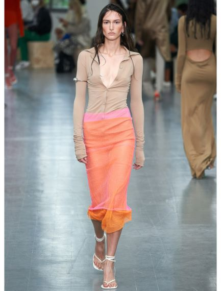 Lightweight knit skirt Sportmax
