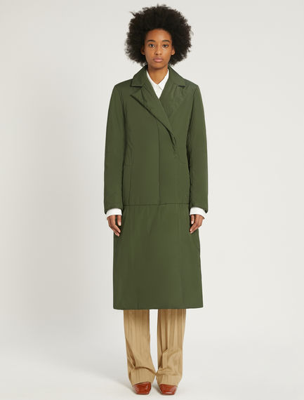 Water-resistant padded trench coat Sportmax